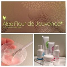 A FAVORITE WITH THE LADIES!!   Fleur de Jouvence  (The Flower of Youth) www.karenforeveraloe.co.uk