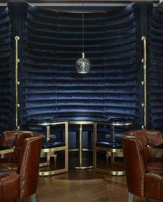 50 Best interior design projects by Rockwell Group Restaurant Interior Design, Top Interior Designers, Luxury Interior Design, Home Interior, Interior Decorating, Decorating Tips, Bar Restaurant, Luxury Restaurant, Bistro