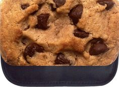 Chocolate Chip Cookie TM Medium Sized Cosmetic Case-Made in the U.S.A. * See this great product.