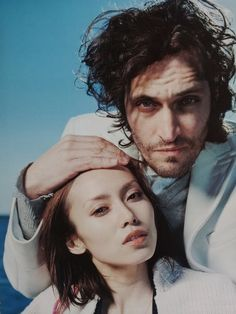 Vincent Gallo and Miki Nakatani