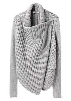 Grey sweather