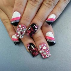 Nails - http://yournailart.com/nails-341/ - #nails #nail_art #nail_design #nail_polish