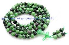 Free Shipping   Red GREEN jade  AAA Grade Tibetan by jadeGift, $39.99