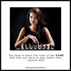 Join us ! and be a part of the best chess academy ‪#‎Chessforchildren‬. Visit : http://chessforchildren.in/  #chess #chessforchildren #playchess #learnchess #taniasachdev