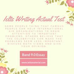 recent essay topics