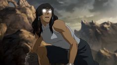 """OMG just finished watching The Legend of Korra and it was SO AMAZING. THERE MUST BE A SEASON FOUR AND IS KORRA OKAY AND WHAT DID ASAMI MEAN BY """"ANYTHING"""" GAAAAHH!!   Good finale. Watched on amazon 08/22/14"""