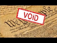 YOU HAVE NO MORE RIGHTS! This'll PROVE The Constitution Is No More!!! - YouTube