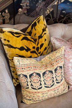 Pillow patterns