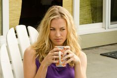 Yvonne Strahovski as Hannah McKay in the 'Dexter' Season 8