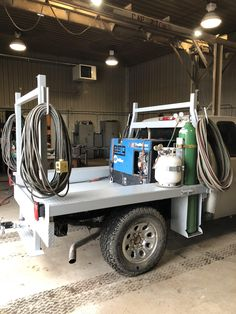 Building a truck bed for work Welding Beds, Welding Cart, Welding Shop, Welding Trailer, Welding Trucks, Custom Flatbed, Custom Truck Beds, Utility Truck, Utility Trailer
