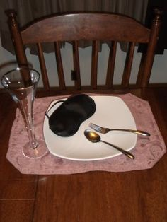 Poorly written, but some helpful tips on hosting a dinner in the dark