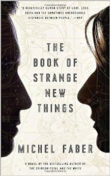 Amazon.com: The Book of Strange New Things: A Novel (2015553418866): Michel Faber Well-written story that kept me interested in the plot but overall I felt slightly let down at the end.