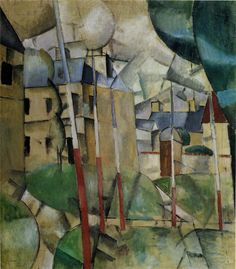 Landscape - Fernand Léger -