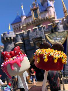 Disney Desserts, Disney Snacks, Disney Themed Food, Disney Inspired Food, Cute Desserts, Comida Disney World, Disney World Essen, Disney World Food, Walt Disney World