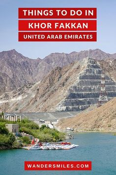 Discover best things to see when you visit Khor Fakkan in the United Arab Emirates | UAE culture and heritage | Adventure | Hiking Wadi Sena | Things To Do in Fujairah | Khor Fakkan Beach | Emirati culture | Al Rasifah Dam | Best time to visit Khor Fakkan
