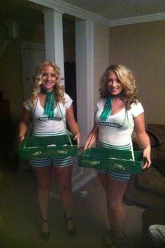 Double mint twins #double #mint #Halloween @Sabrina Barninger