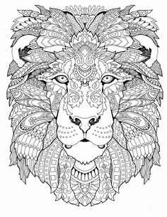 Printable Adult Coloring Pages. 63 Printable Adult Coloring Pages. 20 Gorgeous Free Printable Adult Coloring Pages Lion Coloring Pages, Spring Coloring Pages, Detailed Coloring Pages, Printable Adult Coloring Pages, Disney Coloring Pages, Mandala Coloring Pages, Coloring Pages To Print, Coloring Books, Kids Coloring