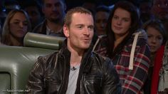 Michael Fassbender takes part in Top Gear - BBC (TV series) /   Series 18 - Episode 4 (February 19, 2012)