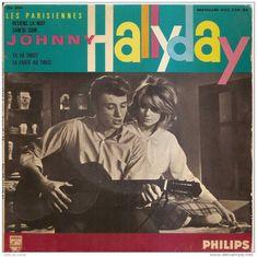 JOHNNY HALLYDAY LES PARISIENNES 1962 JOHNNY HALLYDAY LES PARISIENNES 1962 1.LES PARISIENNES 2. RETIENS LA NUIT 3. SAM´DI SOIR 4.YA YA