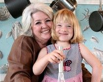Get the skinny on Paula Deen's and her sons' lifestyle changes: http://www.examiner.com/article/from-cauliflower-to-treadmills-paula-deen-s-new-lifestyle-helps-her-sons