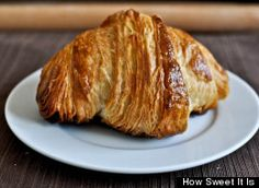 Croissant Recipe and French Dessert Recipes