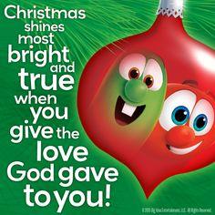 What is your favorite VeggieTales Christmas movie? Veggietales Christmas, Hope Love, My Love, Christian Cartoons, Christmas Movies, Merry Christmas, Xmas, Veggie Tales, Jesus Loves Me