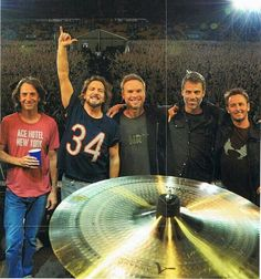 Pearl Jam... omg over and over again
