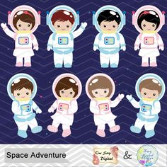 Space Classroom, Classroom Decor, Space Party, Space Theme, Preschool Crafts, Crafts For Kids, Cartoon Spaceship, Astronaut Drawing, Clipart Boy