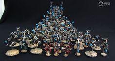 Necron Army by Awaken Realms