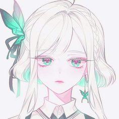 Silai Wur – About Anime Anime Oc, Anime Angel, Anime Chibi, Fan Art Anime, Chica Anime Manga, Anime Eyes, Anime Art Girl, Anime Girls, Kawaii Anime Girl