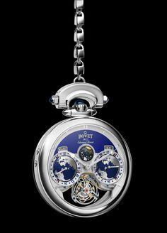 Bovet Watches Edouard Bovet Tourbillon – AIEB002