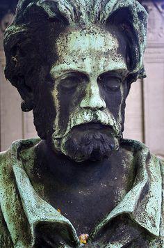 Emile Zola- Montmarte Cemetary, Paris