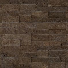 Stone Siding - Stone Siding Travertine Collection Classic Noche