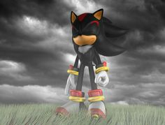 Herr des Windes (Shadow the hedgehog)