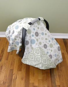 A Load Of Craft: Carseat Canopy
