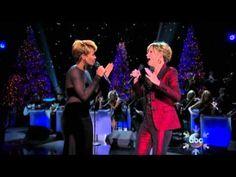 Do You Hear What I Hear Mary J. Blige and Jennifer Nettles