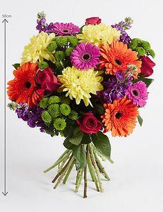 Brights Bouquet (Pre Order)   M&S