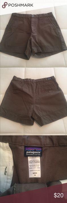 NWOT Men's Patagonia 5' Shorts NWOT 5' inseam brown Patagonia men shorts Patagonia Shorts