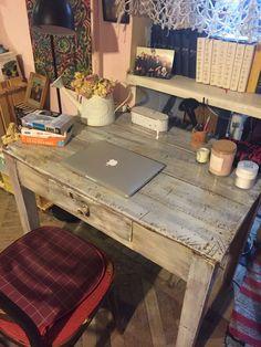 Ma nouvelle table vintage!