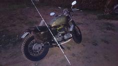 La mia r65 scrabler