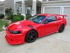 2004 Ford Mustang GT Custom Super Charger