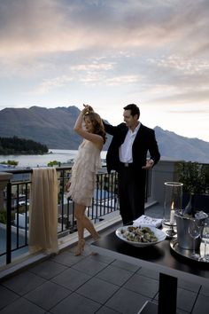 Rooftop dancing with the one you love...www.travel-journeys.com