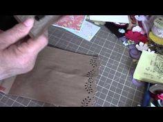 ▶ Paper bag card tutorial - YouTube