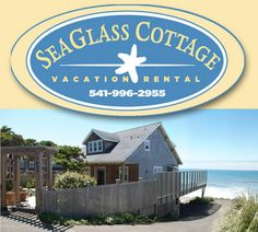SeaGlass Cottage; 6 bdrms; slps 19; beach access; Depoe Bay