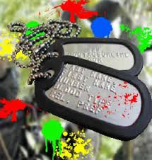 paintball party favors - Google Search