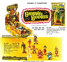Plaid Stallions : Rambling and Reflections on pop culture: Groovie Goolie Love 1960s Toys, Retro Toys, Vintage Games, Vintage Toys, Spooky Games, Monster Toys, Classic Monsters, Vintage Horror, Old Signs