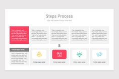 Steps Process With Text Boxes PowerPoint Diagrams is a professional Collection shapes design and pre-designed template that you can download and use in your PowerPoint. The template contains 20 slides you can easily change colors, themes, text, and shape sizes with formatting and design options available in PowerPoint. Text You, Color Change, Boxes, Diagram, Ads, Shapes, Templates, Colors, Collection