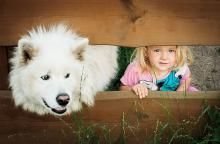 Еве зошто на дечињата им требаат кучиња... И обратно!