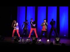 Pentatonix - Love Lockdown - SingStrong Festival 2012