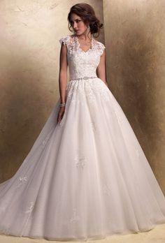 Brides: Maggie Sottero :  Windsor